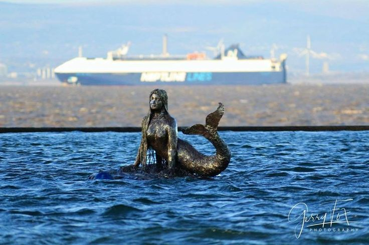 Clevedon's Little Mermaid