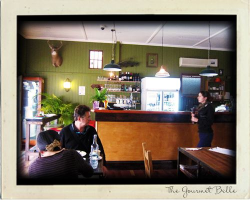 Shady Palms Cafe and Bar in Stones Corner, Brisbane.