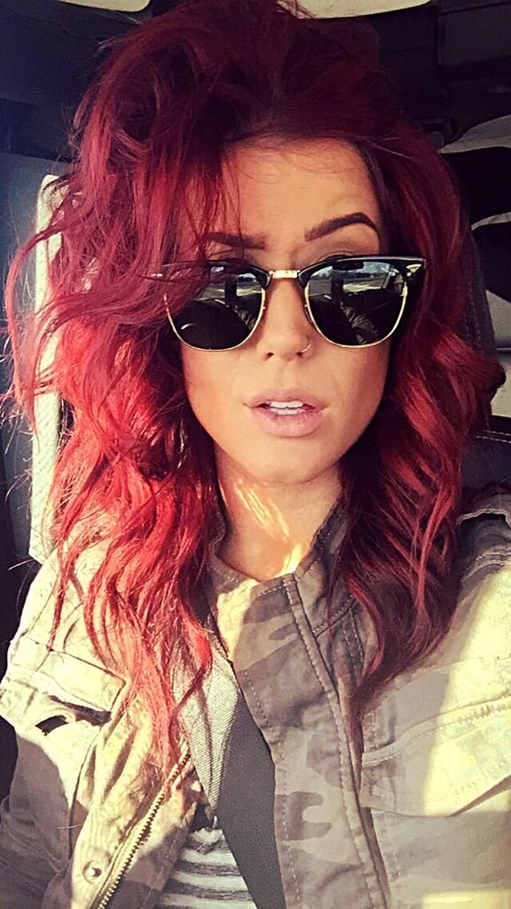Can I plz have Chelsea Houska's hair color?