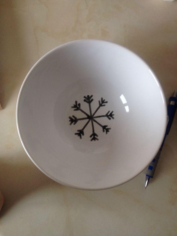 Snowflake - made by neerdorka