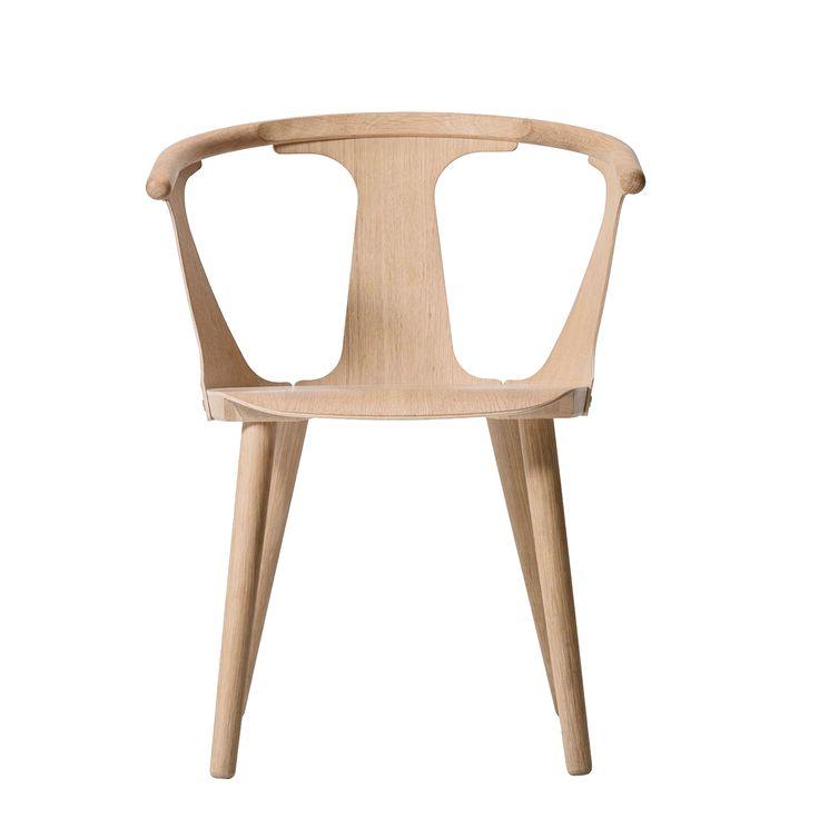 In Between stol SK1, vitoljad ek i gruppen Möbler / Stolar & Pallar / Stolar hos RUM21.se (1028944)