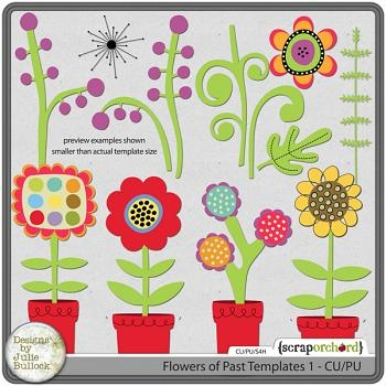 Really cute digi doodle stamps