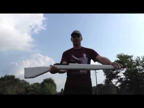 Glarehead Color Guard Tip - Rifle Double Time