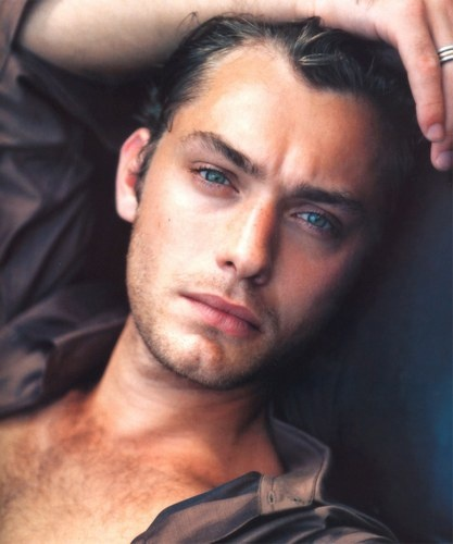 Jude Law.: Baby Blue, Eye Candy, Jude Law, But, Judelaw, Outdoor Photography, Boys, Eyec Was, Beautiful People