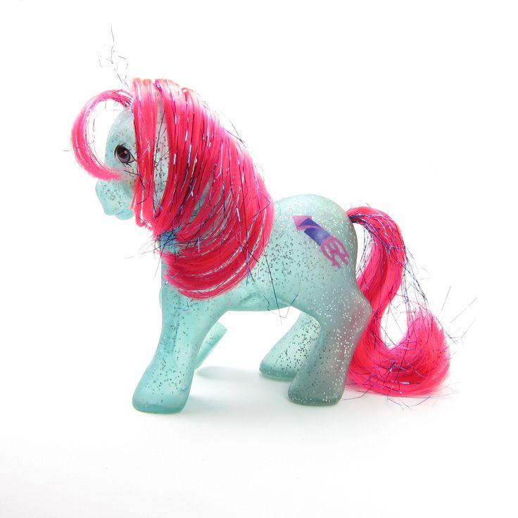 Sky Rocket G1 My Little Pony Sparkle Ponies