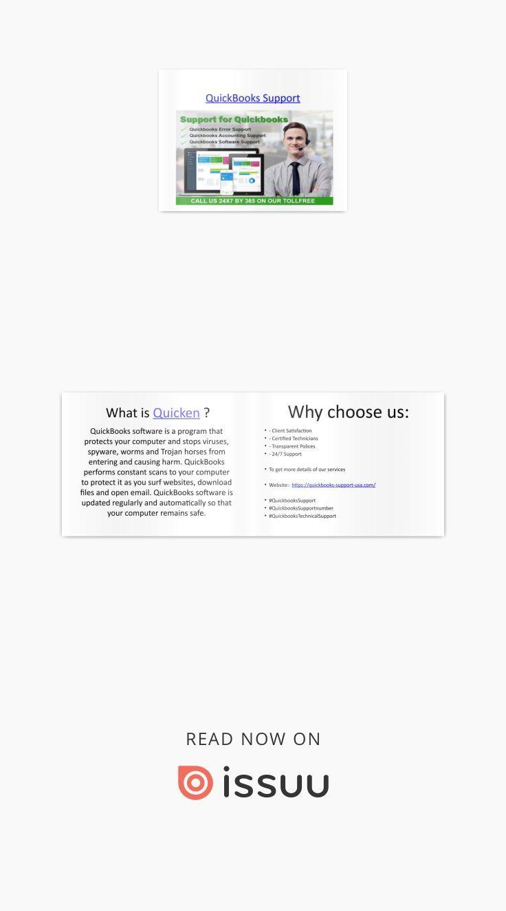 Quickbooks Support - Customer Service Phone Number