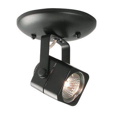 Galaxy Lighting 70318-1C Halogen Monopoint Directional Spot Light