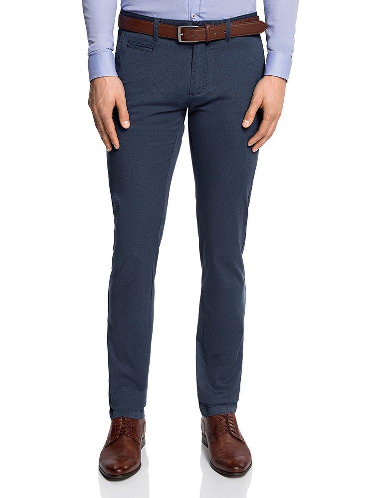 Superisparmio's Post Pantaloni da Uomo  oodji Ultra Uomo Pantaloni Chino con Stampa a Trama Grafica Minuscola  A solo 20.30   http://ift.tt/2waJuGk