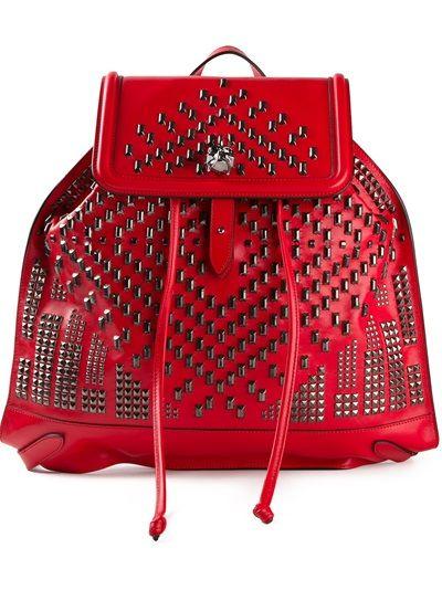 ALEXANDER MCQUEEN Studded Backpack