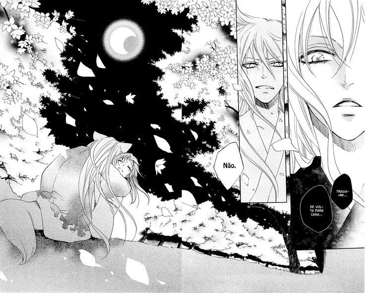 Kamisama Hajimemashita Manga Tomoe