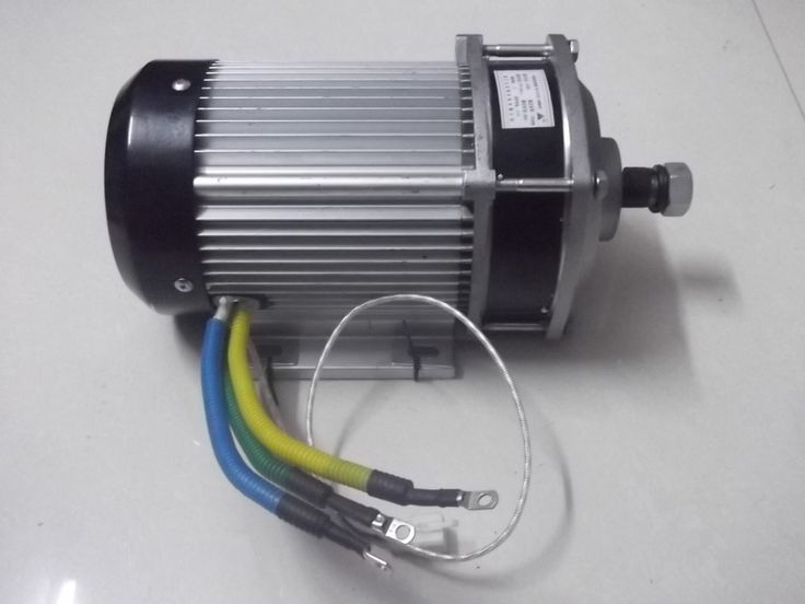 161.00$  Buy now - http://ali432.worldwells.pw/go.php?t=32654529436 - Fast Shipping 60V 1200W Brushless Electric Motor Unite Motor Scooter Bike Electric Tricycle Motor 3 Wheels Bike Motor 161.00$