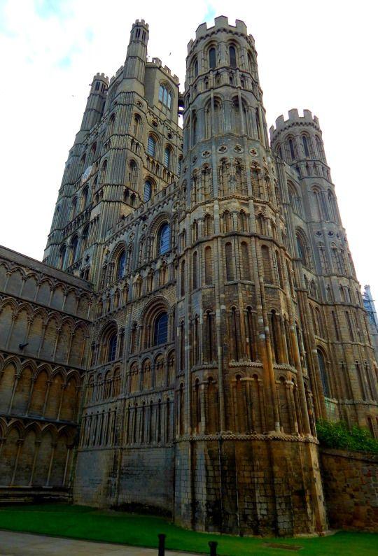 Ely Cathedral, Cambridgeshire, England, UK