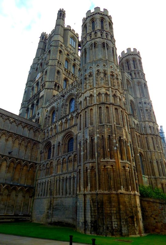 Ely Cathedral, Cambridgeshire, England, UK