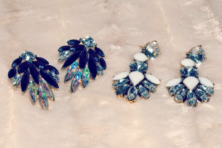 New Earrings - http://perolamakeupblog.blogspot.pt/2014/06/new-in-closet.html