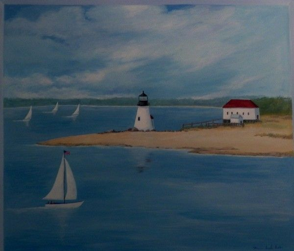 17 best images about beach island paintings on pinterest for Call girls cape cod