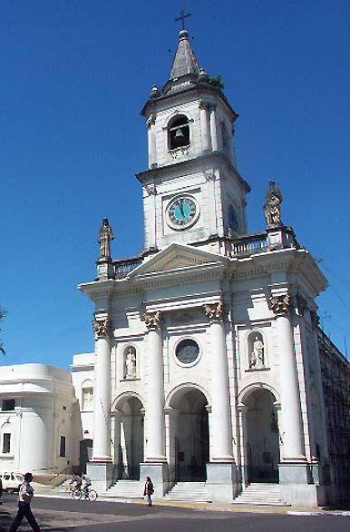 Iglesia de La Merced, Corrientes, Argentina