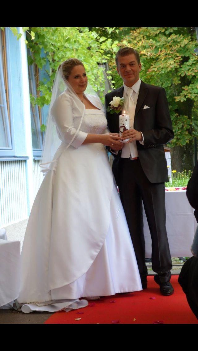 ♥ Komplettes Brautkleid Gr.40-44 ♥ Ansehen: http://www.brautboerse.de/brautkleid-verkaufen/komplettes-brautkleid-gr-40-44/ #Brautkleider #Hochzeit #Wedding