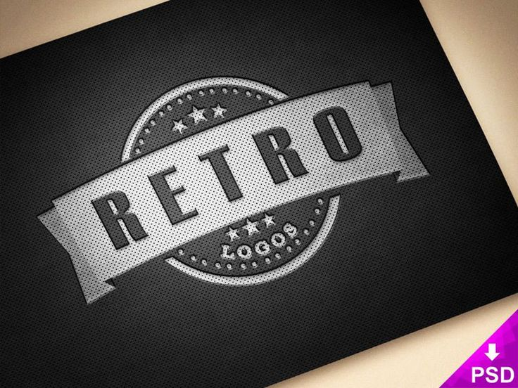 Leather Logo Text Effect