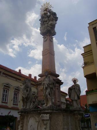Komarom Hungary.