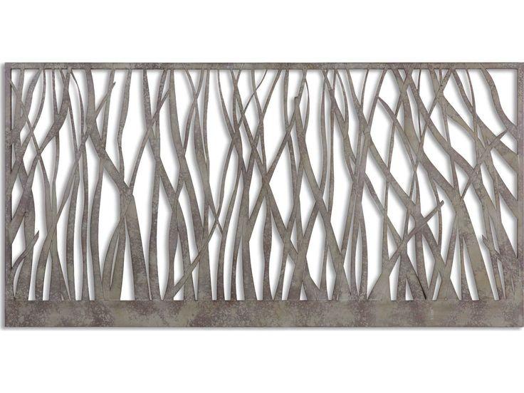 uttermost amadahy metal wall art metal tree wall art on metal wall art id=39241
