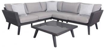 Gyro 3pce Corner Lounge Setting image 1