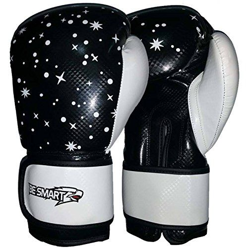 BeSmart KIDS Boxing Gloves Junior Mitts 4oz, 6oz Punch Bag Children MMA Youth P (Black/White, 4 Oz) BeSmart http://www.amazon.co.uk/dp/B018QX0FD4/ref=cm_sw_r_pi_dp_G2ABwb0JATGZP