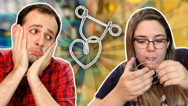 Hoje é dia de vídeo romântico aqui no Manual. Hoje, vamos ensinar como libertar um coração aprisionado! Não, não tem nada de