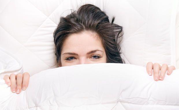 #Fitness-Übungen, die du im #Bett machen kannst!