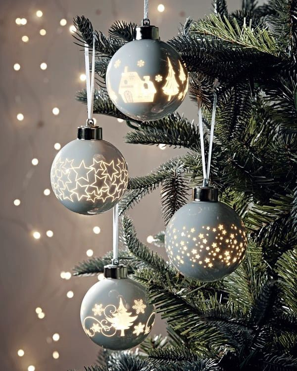 15 Brilliant Diy Christmas Decoration Ideas You Can Make In Minutes Binezr Kerst Kerstballen Kerstmis