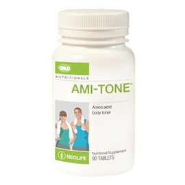 Supports and maintains lean muscle tone with selected free form amino acids.