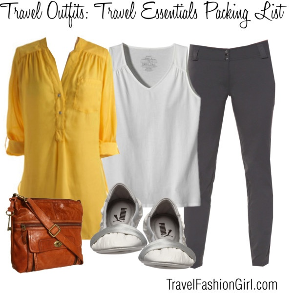 This is an unlikely color for me but I love the style of the shirt and the bag is adorable!