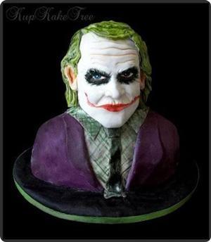 Joker Cake.