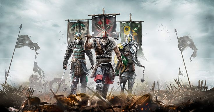 For Honor Trailer Shows Off Multiplayer Map Meta Game Players Will Fight Over