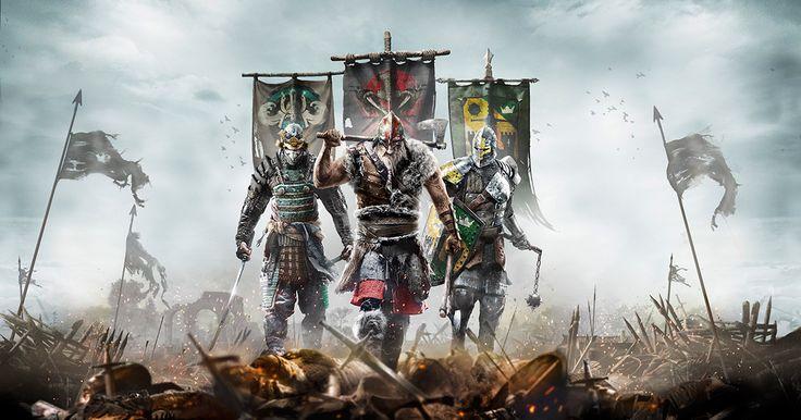 En attendant d'en voir surement plus lors de la prochaine édition de la Gamescom qui aura lieu en Août, Ubisoft vient de mettre en ligne un très court trailer pour For Honor. Celui-ci ne nous montre pas grand-chose de nouveau puisqu'il s'agit juste une vidéo qui recense les avis de la presse spécialisée. Ubisoft nous donne rendez-vous le mois prochain à Cologne.
