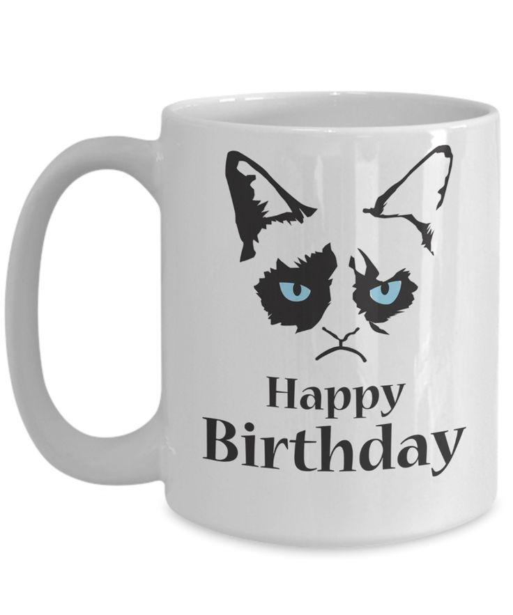 25+ Unique Grumpy Cat Birthday Ideas On Pinterest