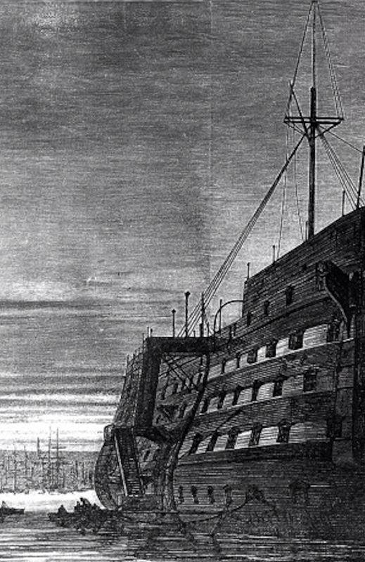 Dreadnought Hospital Ship 1870, Greenwich