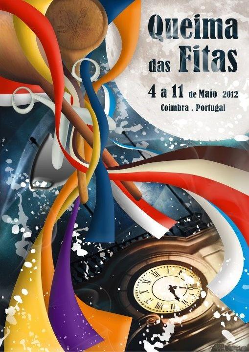 Queima das Fitas - 4 a 11 de Maio (Coimbra, Portugal)