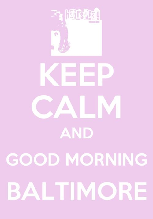 Good Morning Baltimore French : Best images about good morning baltimore on pinterest