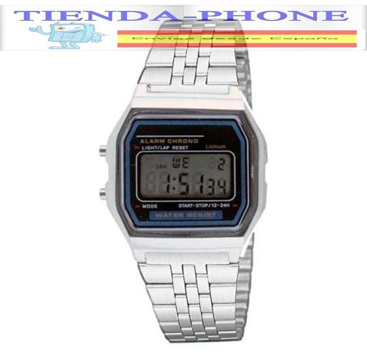 relojes digitales vintage en venta - Relojes y joyas eBay