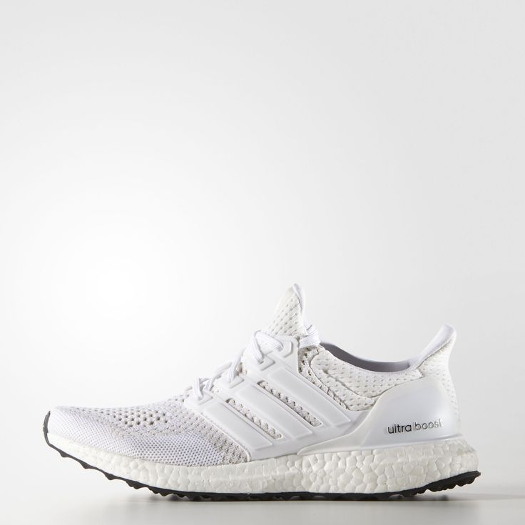adidas Ultra Boost Shoes - White