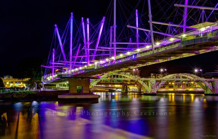 Brisbane Bridges by Yeu Thi Tran on 500px