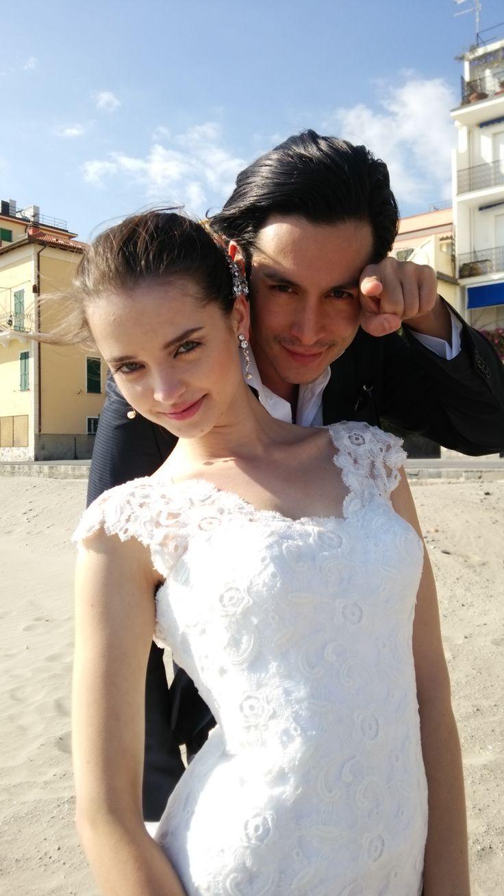 Model : ANDREA COCCO HIRAI / SAULE SILINYTE