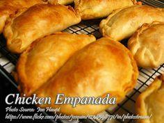Chicken Empanada | Panlasang Pinoy Meat Recipes