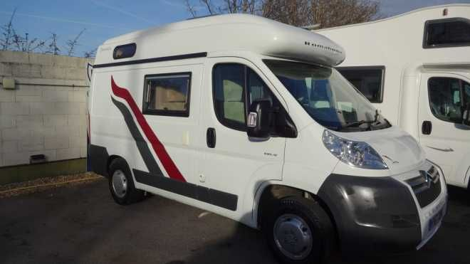 Romahome Dimension, 2 berth, (2007) Second Hand  Motorhome for sale