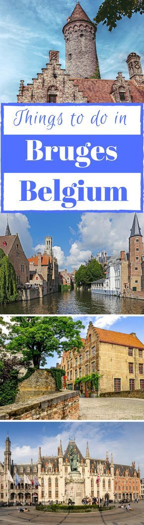 3 Day Bruges City Break Guide – Things to do in Bruges, Belgium. A lot of visitors to Europe don't know about the wonders of Bruges. While the city lacks the glitz and glamour of other European metropolis', there's a certain charm within the streets of Bruges that cannot necessarily be found in the center of London or Paris. Click to read this full travel guide by the Divergent Travelers Adventure Travel Blog, America's Adventure Couple. #Bruges #Guide #Travel #Belgium
