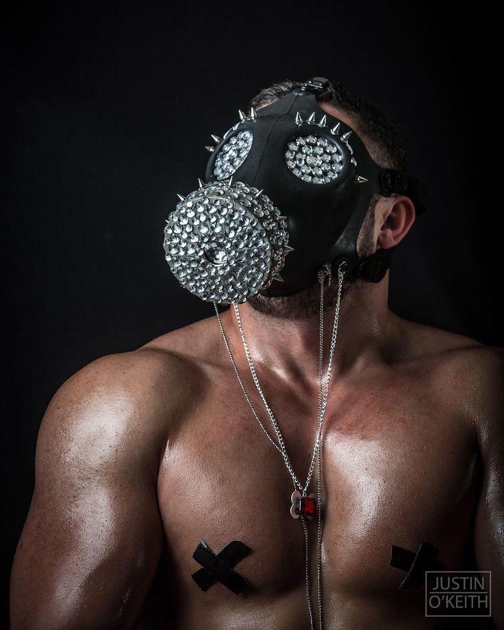 Fetish and Fashion Merge. Introducing Danger Zone. Model: @prestonbrok Photographer Artist & Mask Designer: @justinokeithcreative justinokeith.com #portrait #canonphotos #canon5dmarkiii #canonphotography #fun #slavery #art #artistic #artistsofinstagram #gasmask #diamonds #justinokeith #dallas #fitness #gym #fashion #blackandwhitephoto #hardwork #lifestyle #motivation #inspiration #bondage #chains #muscle #malemodel #dallasmodel #dallasart #artistsoninstagram #modern #modernart