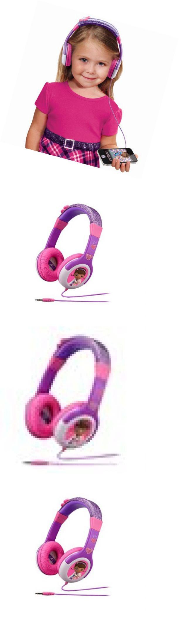 Radios Musical Toys 145943: Disney Doc Mcstuffins Rockin Doc Headphones -> BUY IT NOW ONLY: $33.66 on eBay!