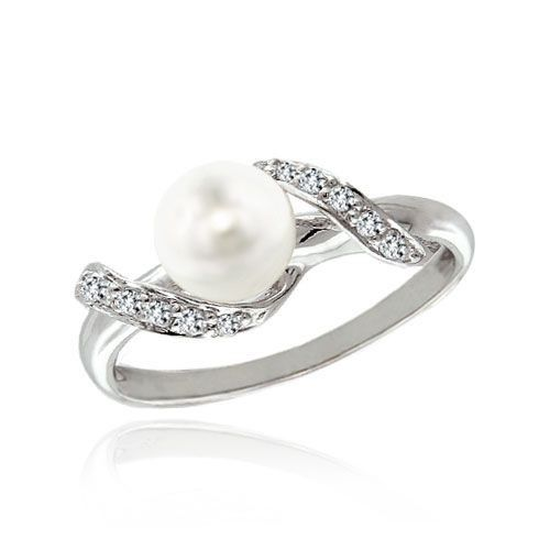 25 best ideas about pearl engagement rings on