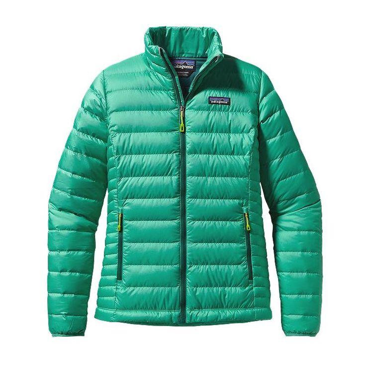 Patagonia Women\'s Down Sweater Jacket - Aqua Stone AQST