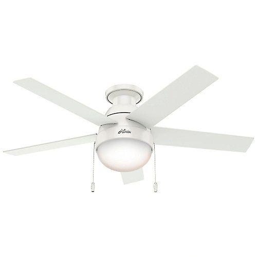 anslee flushmount ceiling fan - Coole Deckenventilatoren Fr Kinder